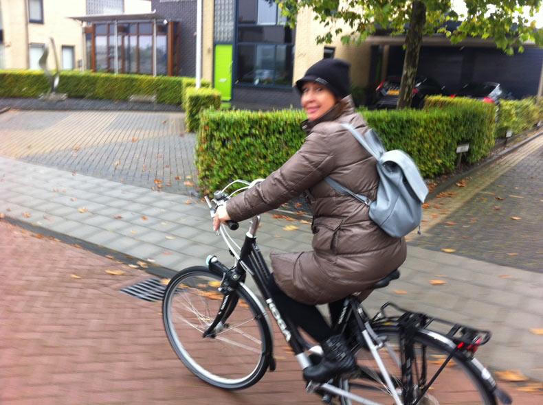 βόλτα στο Ντράχτεν με ποδήλατο