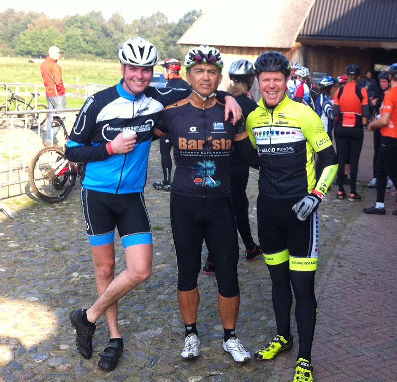 Ταξίδι στην Ολλανδία για Αγώνα ΜΤΒ