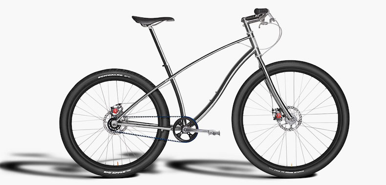 Budnitz Bicycles No.2 Titanium
