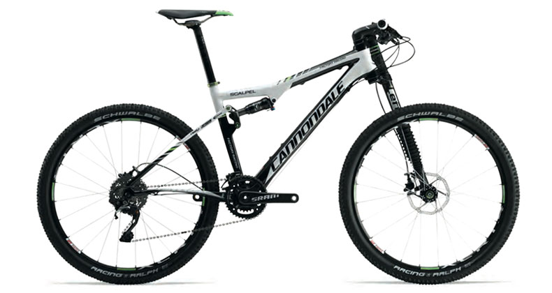 Cannondale Scalpel 1 2012