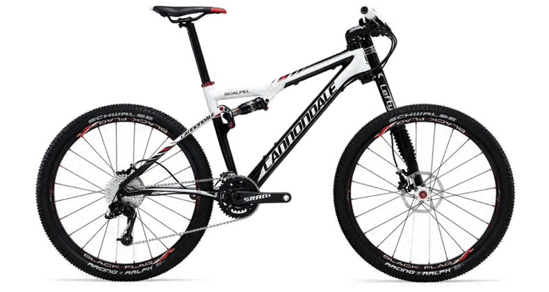Cannondale Scalpel 2 2012