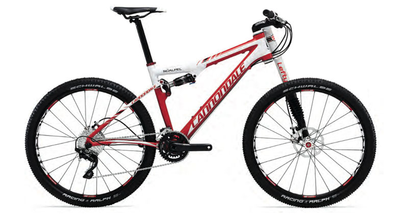 Cannondale Scalpel 3 2012