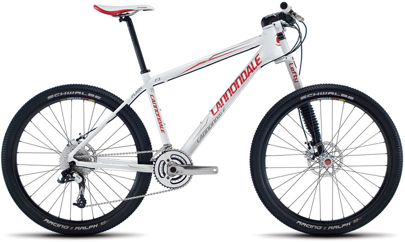 Cannondale F1 Lefty/X9 2011
