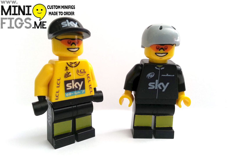 Lego Chris Froome