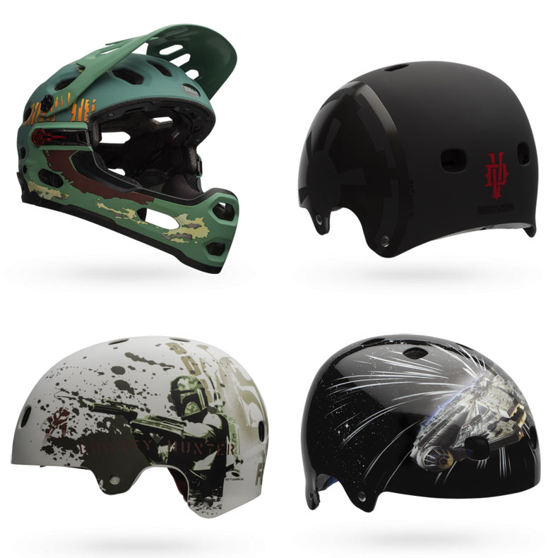 Bell Helmets Star Wars