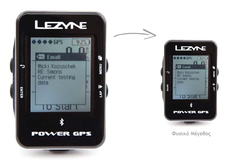 lezyne power gps