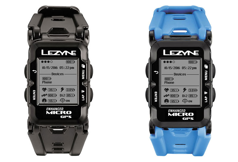 lezyne microgps watch
