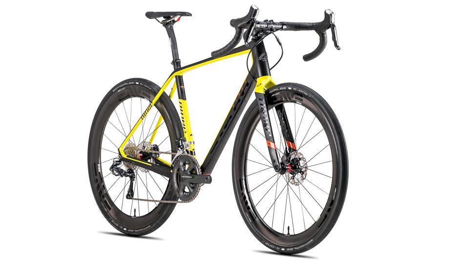 RLT 9 RDO, το νέο κορυφαίο gravel bike της Niner