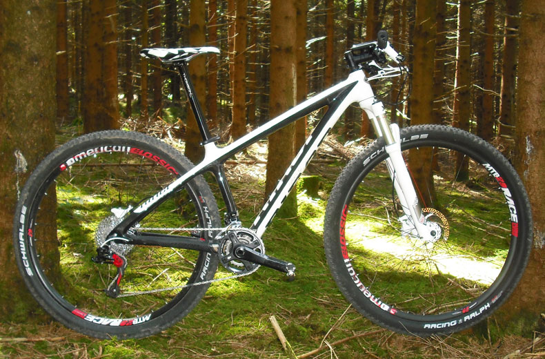 Quick Spin: Niner Air 9 Carbon
