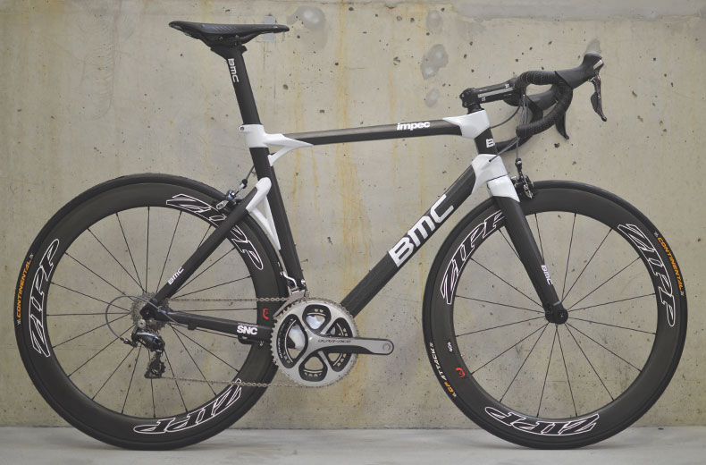 Quick Spin: BMC Impec