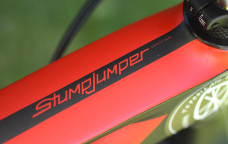 Specialized Stumpjumper HT Expert WC