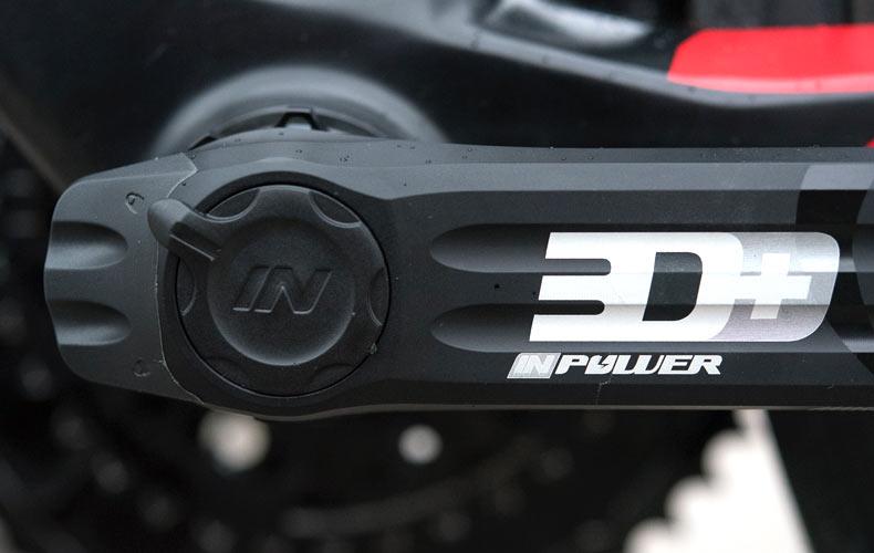 Rotor INpower 3D+ powermeter