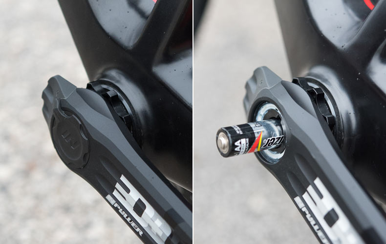 Rotor INpower powermeter δοκιμή
